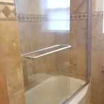 Full Bath tub & shower